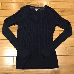 Blue Sonoma sweater